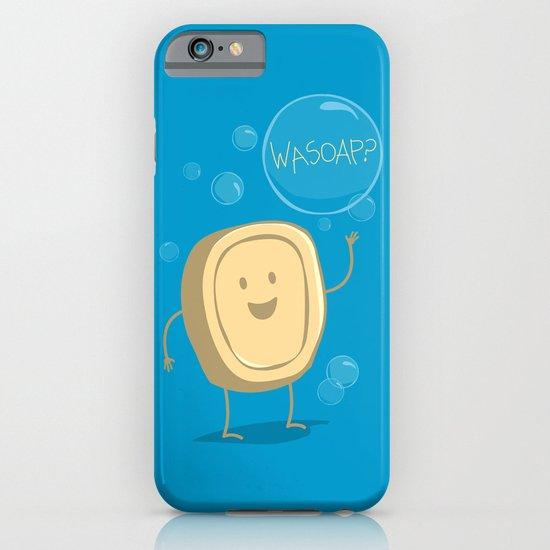 Wasoap? iPhone & iPod Case