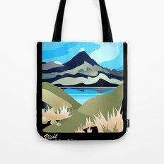 Tama Lakes Magic Tote Bag