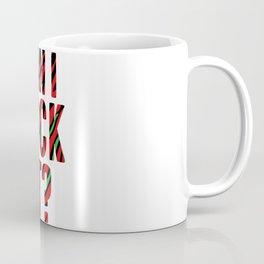 A Tribe Called Quest Can I Kick It Coffee Mug