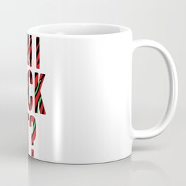 A Tribe Called Quest Can I Kick It Coffee Mug