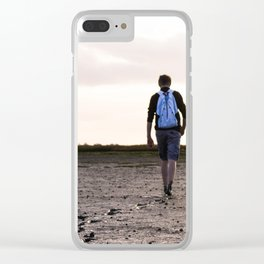 Out for an Adventure Clear iPhone Case