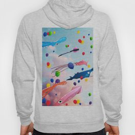 Flying Away Hoody