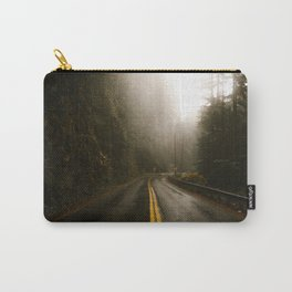 Pacific Northwest Roadtrip Carry-All Pouch