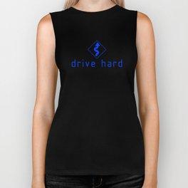 Drive Hard v3 HQvector Biker Tank