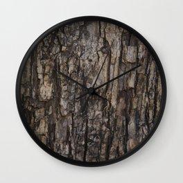 Bark VI Wall Clock
