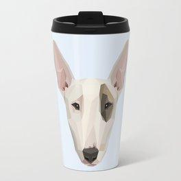 Bull Terrier Travel Mug