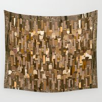 community Wall Tapestries featuring Fortified Community by Tony M Luib