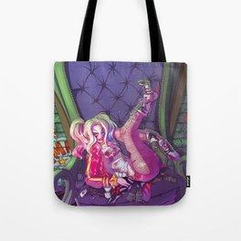 Harley Queen Tote Bag