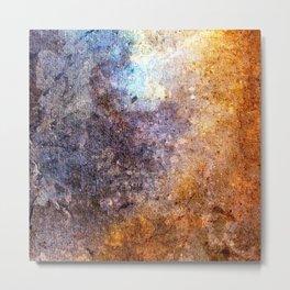 Galaxy Series: Number Two Metal Print