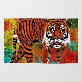 Tiger Rug