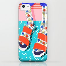 No Doi - memphis throwback retro classic style fashion 1980s 80s hipster shoes socks urban trendy iPhone 5c Slim Case