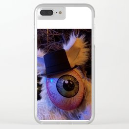 nobunny loves the Residents Clear iPhone Case