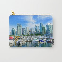 Vancouver Marina Carry-All Pouch
