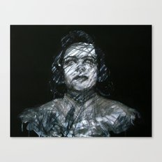 Break Through Canvas Print