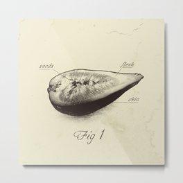Fig 1 Metal Print