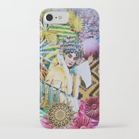 cherry blossom iPhone & iPod Cases featuring Cherry Blossom by John Turck