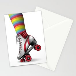 Ready, Set, Skate! Stationery Cards