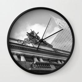 Grand Central NY Wall Clock