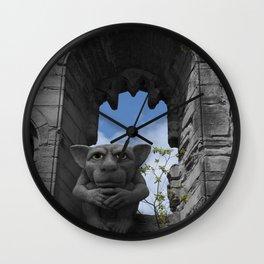 Fantasy goblin Wall Clock