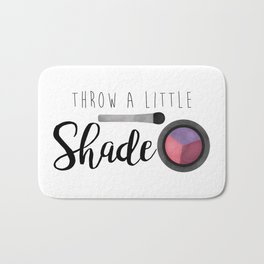 Throw A Little Shade Bath Mat