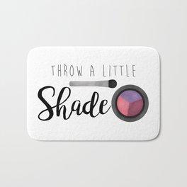 Throw A Little Shade Bath Mat