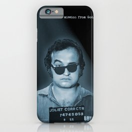 We were on a mission from God iPhone Case