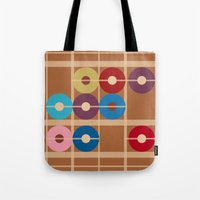 alchemy Tote Bags featuring Cooper Alchemy by Ramon J Butler-Martinez