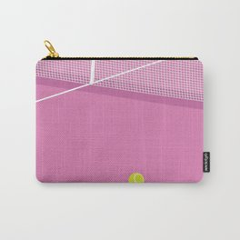 Tennis Court Carry-All Pouch