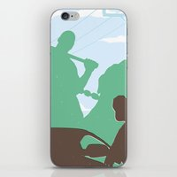 gta iPhone & iPod Skins featuring GTA V - FRANKLIN CLINTON by ahutchabove