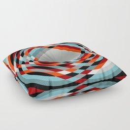 Interlinked Floor Pillow