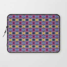 Vortices of Colors Laptop Sleeve