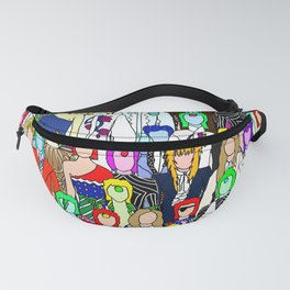 Punks One Fanny Pack