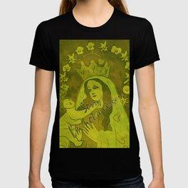 Sorry, I'm not a Virgen T-shirt