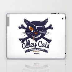 Alley Cats Laptop & iPad Skin