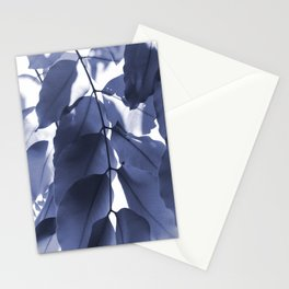 Leaves V Stationery Cards