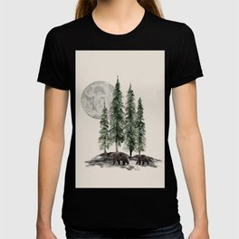 Full Moon Rising T-shirt