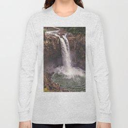 Snoqualmie Falls Long Sleeve T-shirt