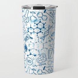 School chemical pattern #2 Travel Mug
