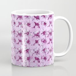 Mrs. Robinson Pattern Coffee Mug