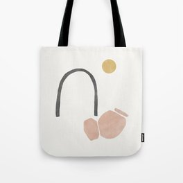 step through Tote Bag