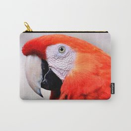 Macaw of Wonder Carry-All Pouch
