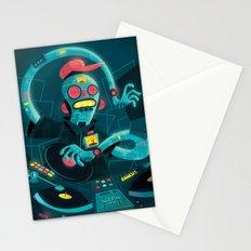 DJ Machine 2000 Stationery Cards