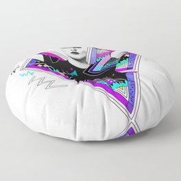 Heart Of Glass - Kris Tate x Ruben Ireland Floor Pillow