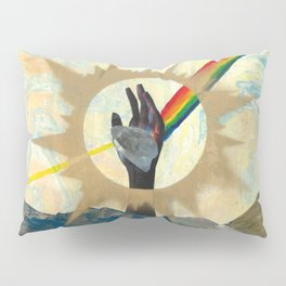 Reaching to Enlightenment Pillow Sham