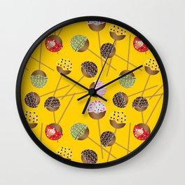 Lolly Pop Explosion Wall Clock