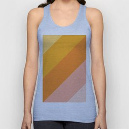 Tropical sunrise gradient Unisex Tank Top