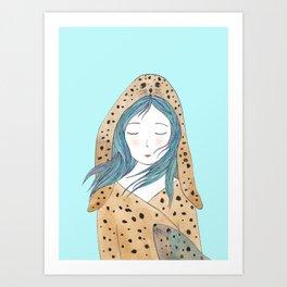 Selkie Art Print