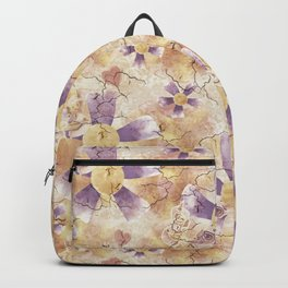 Aged Flower Clowns Backpack