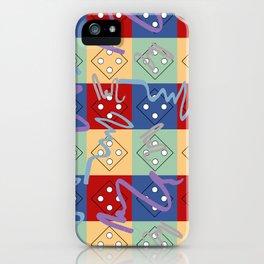 Ludo iPhone Case