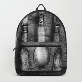 Old Cutlery Backpack